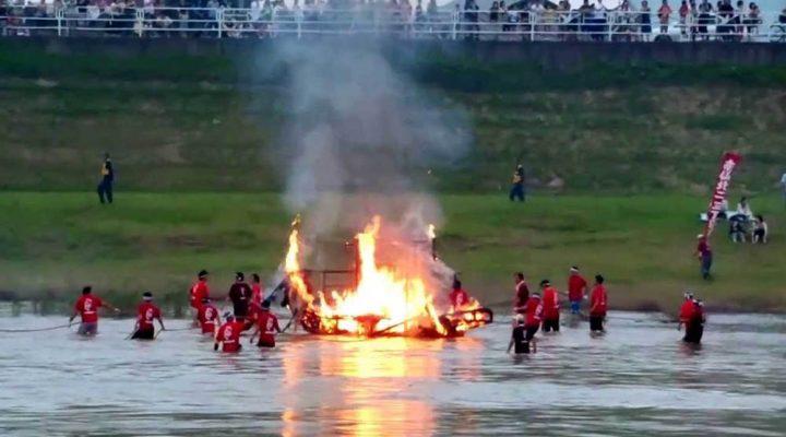 Funekko Nagashi Festival