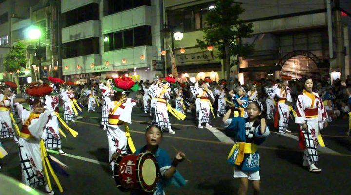 Morioka Sansa Odori Festival