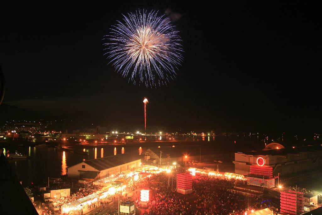 Otaru Tide Festival(Otaru Ushio Festival)