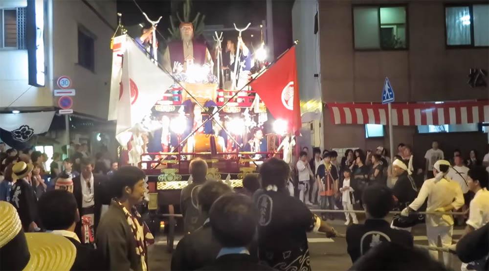 Ubagami Daijingū Shrines Festival