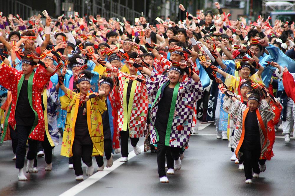 YOSAKOI SO-RAN Festival