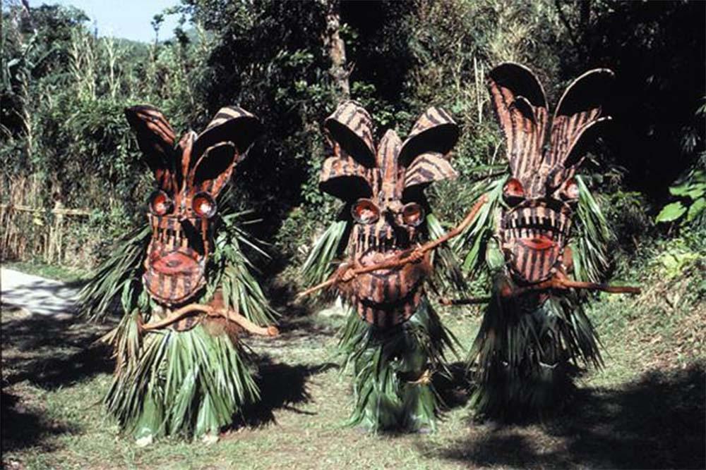 Boze God Mask Festival