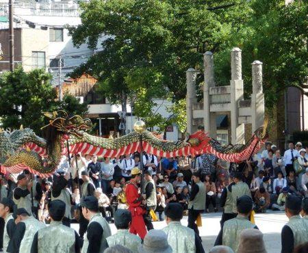 Nagasaki Kunchi