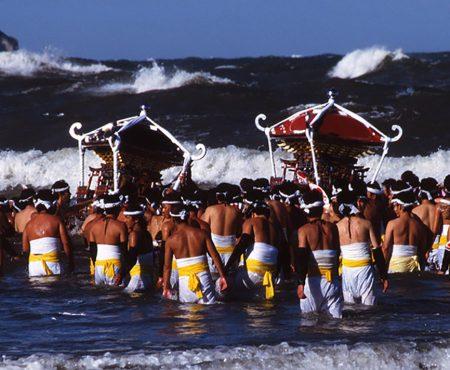 Ohara Hadaka Festival